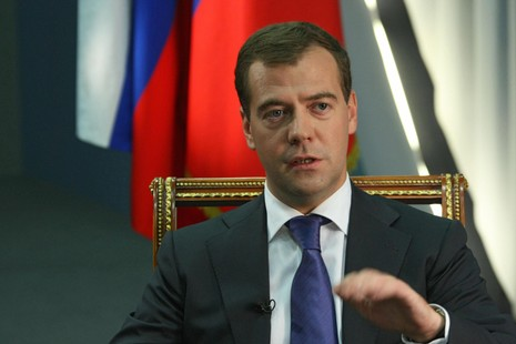 Thủ tướng Nga: Ukraine đã vỡ nợ - ảnh 1