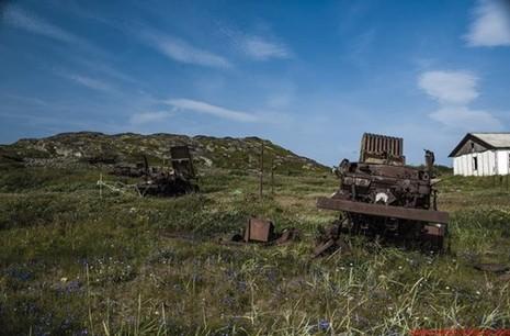 Bí ẩn căn cứ hải quân bị bỏ hoang của Liên Xô - ảnh 4