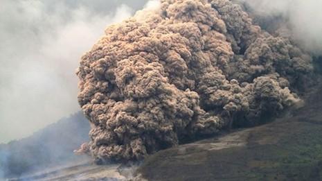 Indonesia: Núi lửa lại phun trào như ngày tận thế - ảnh 4