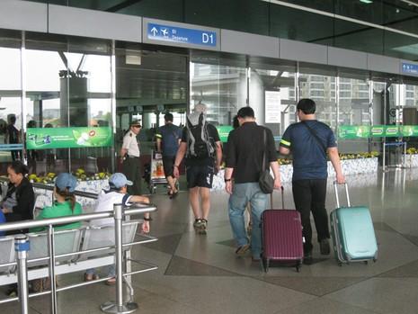 Cung cấp đường dây nóng tại các sân bay - ảnh 1