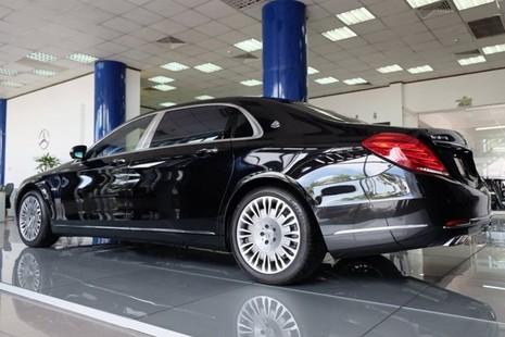 Mercedes Maybach S600 giá 9,669 tỷ đồng vừa về VN có gì? - ảnh 2