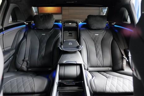 Mercedes Maybach S600 giá 9,669 tỷ đồng vừa về VN có gì? - ảnh 4