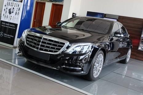 Mercedes Maybach S600 giá 9,669 tỷ đồng vừa về VN có gì? - ảnh 1
