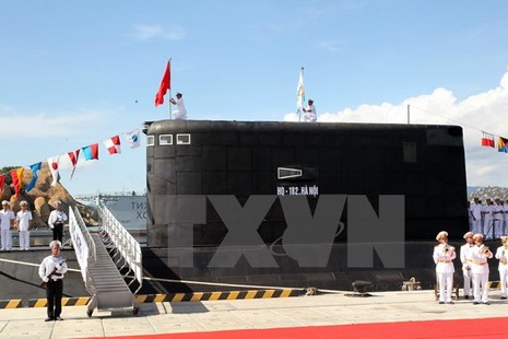 Nga sẽ chuyển giao xong 6 tàu ngầm cho Việt Nam trước năm - ảnh 1