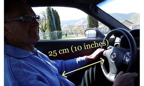 Bạn đã biết cầm vô lăng khi lái xe? - ảnh 1