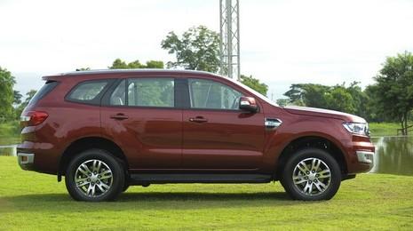 Ford Everest 2015 ra mắt tại Thái Lan giá bán từ 840 triệu đồng  - ảnh 4
