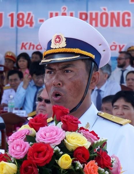 Thượng cờ tàu ngầm 184 - Hải Phòng và 185 - Khánh Hòa - ảnh 2