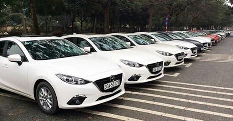 Gần 100 xe Mazda 3 2015 tại Việt Nam báo lỗi động cơ