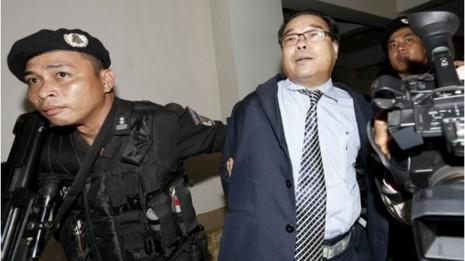 Nghị sỹ Campuchia xuyên tạc hiệp ước biên giới đối mặt 3 tội danh - ảnh 1