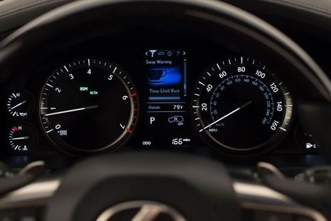Xe Lexus LX 2016 cải tiến những gì? - ảnh 12