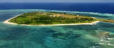 Đài Loan xây dựng trái phép hải đăng ở quần đảo Trường Sa - ảnh 1