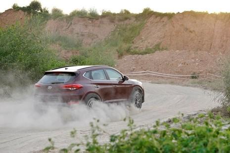 Hyundai Tucson 2016 ra mắt, lịch lãm hơn SantaFe, giá 925 triệu - ảnh 3