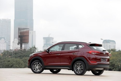 Hyundai Tucson 2016 ra mắt, lịch lãm hơn SantaFe, giá 925 triệu - ảnh 5
