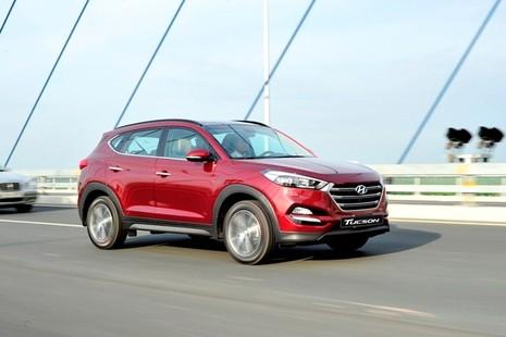 Hyundai Tucson 2016 ra mắt, lịch lãm hơn SantaFe, giá 925 triệu - ảnh 2