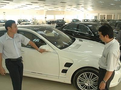 Người Việt mua xe hơi để làm gì? - ảnh 1