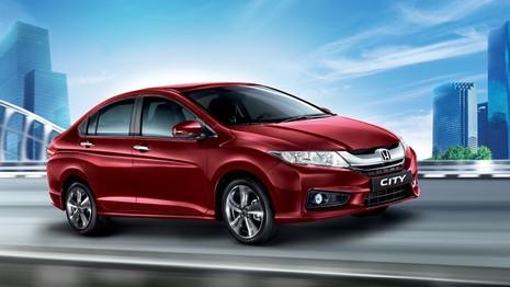 Honda Việt Nam chính thức giới thiệu City 2016 - Giá từ 552 triệu đồng - ảnh 1