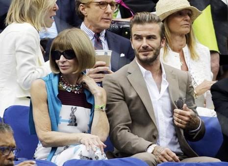 Gia đình Beckham nổi sóng ngầm - ảnh 2