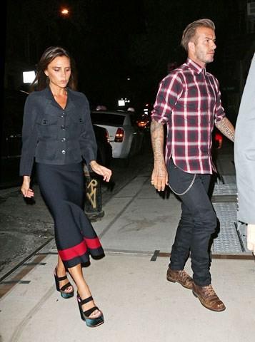 Gia đình Beckham nổi sóng ngầm - ảnh 3