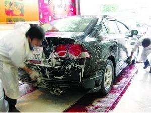 Bảo quản xe ô tô sau khi đi mưa - ảnh 1