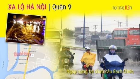 Đi đường Sài Gòn khi mưa lớn nhớ kỹ 66 điểm này  - ảnh 5