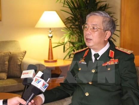 Việt Nam-Hoa Kỳ đối thoại chính sách quốc phòng lần thứ 5 - ảnh 1