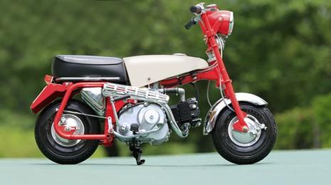 Bảy mẫu xe máy 'cực độc' của Honda - ảnh 1
