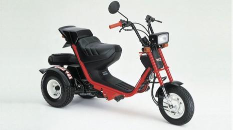 Bảy mẫu xe máy 'cực độc' của Honda - ảnh 7