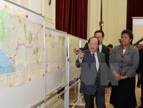 Campuchia: Chính phủ yêu cầu công khai bản đồ phân giới với Việt Nam - ảnh 1