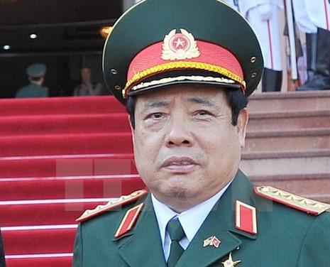 Việt Nam dự cuộc họp Bộ trưởng Quốc phòng Trung Quốc-ASEAN  - ảnh 1