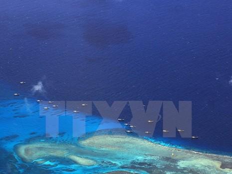 Mỹ thông báo sẽ sớm điều tàu hải quân tới Biển Đông - ảnh 1