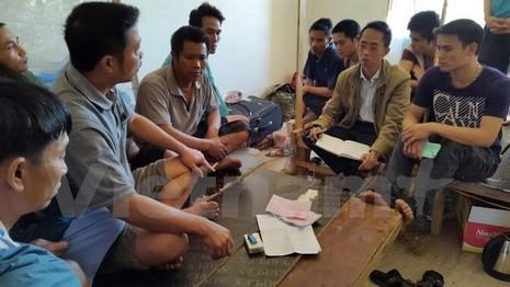 Hai lần bị chủ Trung Quốc bỏ đói, lao động Việt mong sớm được về nước - ảnh 1