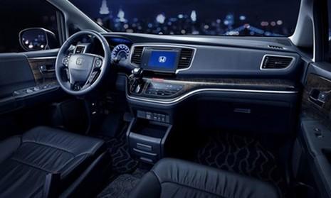 Honda sẽ ra mắt xe 7 chỗ tại triển lãm ôtô VMS 2015? - ảnh 1
