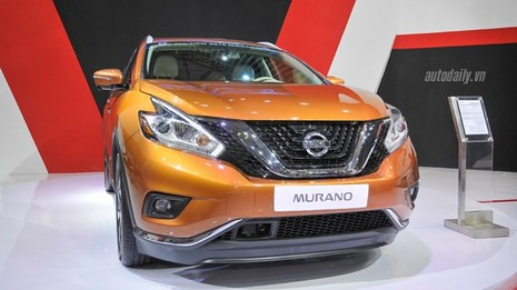 Nissan tung mẫu Murano hoàn toàn mới thăm dò phản ứng khách Việt Nam - ảnh 3