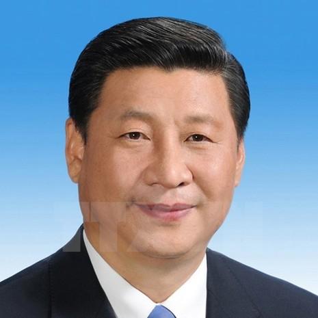 Chủ tịch Trung Quốc bắt đầu thăm cấp Nhà nước tới Việt Nam - ảnh 1