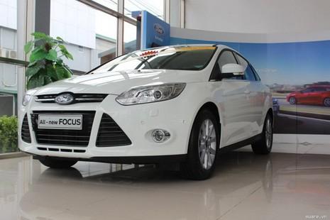Xếp hạng doanh số xe sedan trong tháng 10 tại Việt Nam - ảnh 6