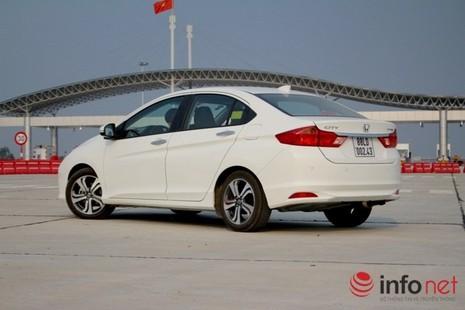 Honda City 2016 - chiếc xe 'vừa miếng' cho đô thị  - ảnh 3