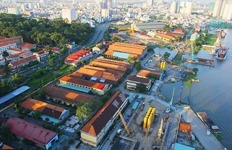 Khu trung tâm phức hợp Sài Gòn – Ba Son sẽ có cao ốc 60 tầng - ảnh 1