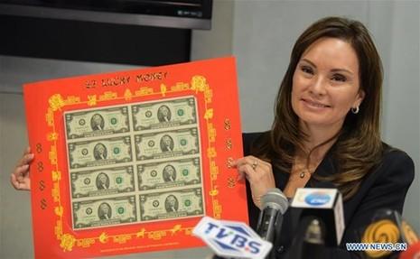 Mỹ ra mắt bộ sưu tập tiền 'lì xì may mắn' năm Bính Thân - ảnh 5