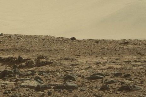 Bức ảnh 'chuột trên sao Hỏa' gây tranh cãi