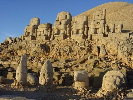 Bí ẩn lăng mộ khổng lồ 2.000 tuổi ở Thổ Nhĩ Kỳ - ảnh 11