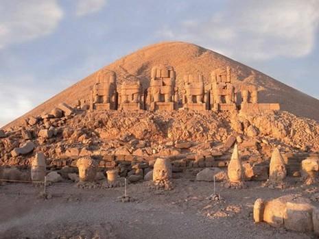 Bí ẩn lăng mộ khổng lồ 2.000 tuổi ở Thổ Nhĩ Kỳ - ảnh 6