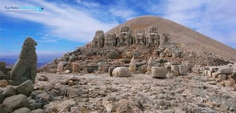 Bí ẩn lăng mộ khổng lồ 2.000 tuổi ở Thổ Nhĩ Kỳ - ảnh 1