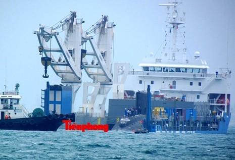 Tàu ngầm kilo 186 - Đà Nẵng đã ra Đại Tây Dương - ảnh 2