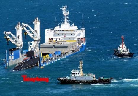 Tàu ngầm kilo 186 - Đà Nẵng đã ra Đại Tây Dương - ảnh 3
