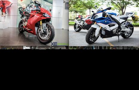 Những xe máy đắt nhất năm 2015 tại Việt Nam - ảnh 1