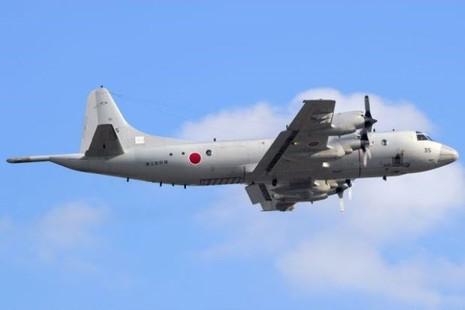 Máy bay tuần tra P-3C của Nhật Bản sẽ thăm căn cứ Cam Ranh - ảnh 1