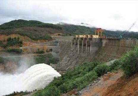 Thừa Thiên-Huế: Không có rò rỉ nước ở đập thủy điện Hương Điền - ảnh 1