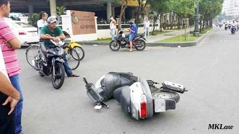 Thủ tục nhận lại xe không chính chủ cho mượn gây tai nạn ?