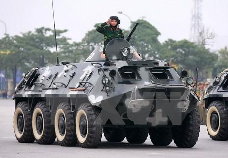 Đô đốc Mỹ kêu gọi dỡ bỏ cấm vận vũ khí đối với Việt Nam  - ảnh 1
