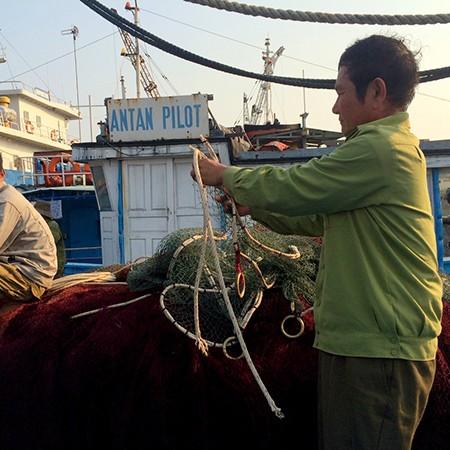 Tàu Trung Quốc đe dọa ngư dân sẽ tông nát tàu và bắt người  - ảnh 1